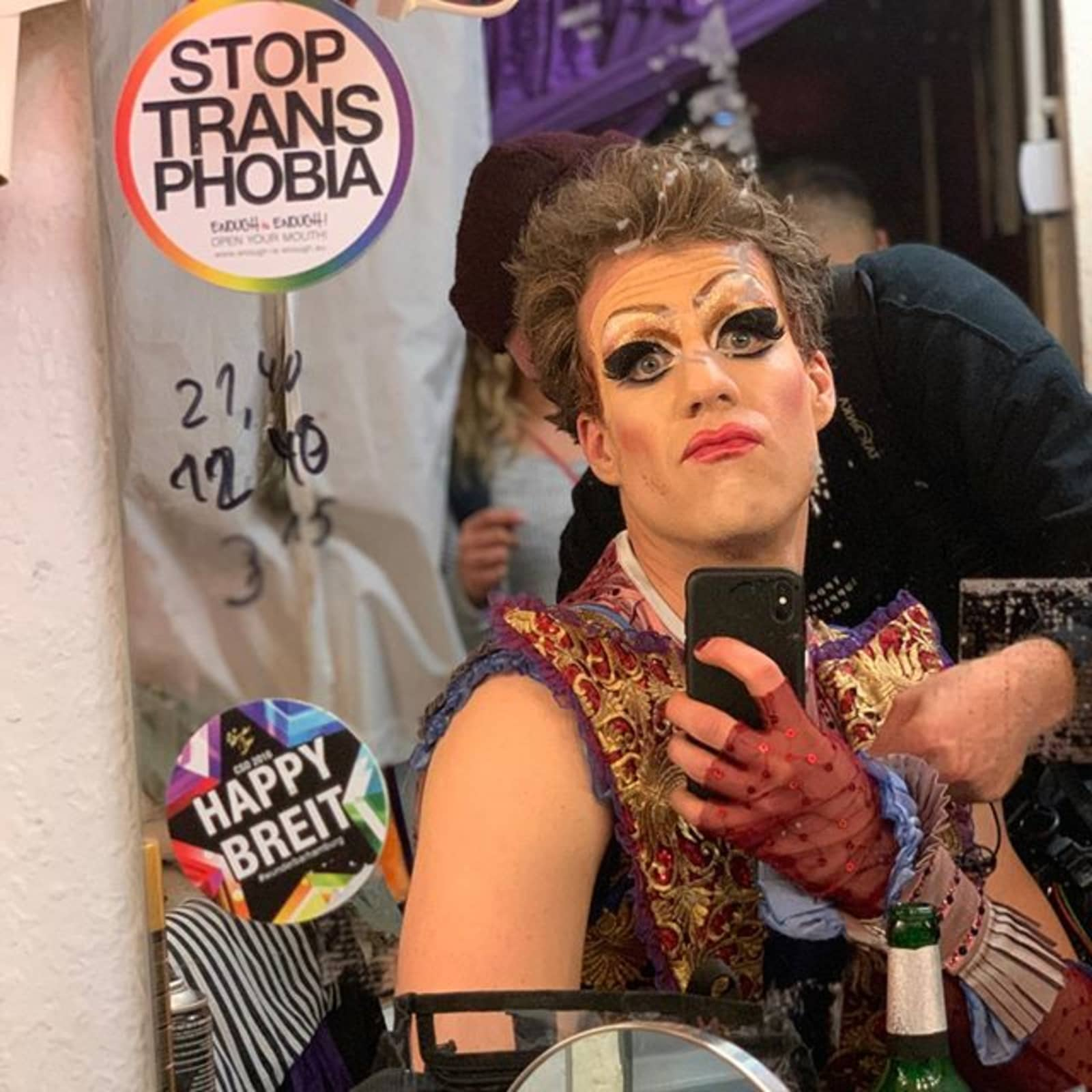 Luke Mockridge zeigt sich als Drag Queen