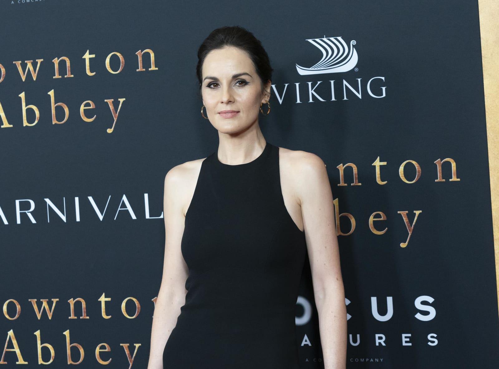 """Das tragische Schicksal von """"Downton Abbey""""-Star Michelle Dockery"""