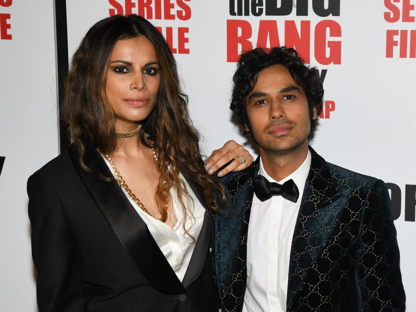"""The Big Bang Theory"": Das ist Kunal Nayyars schöne Frau Neha Kapur"