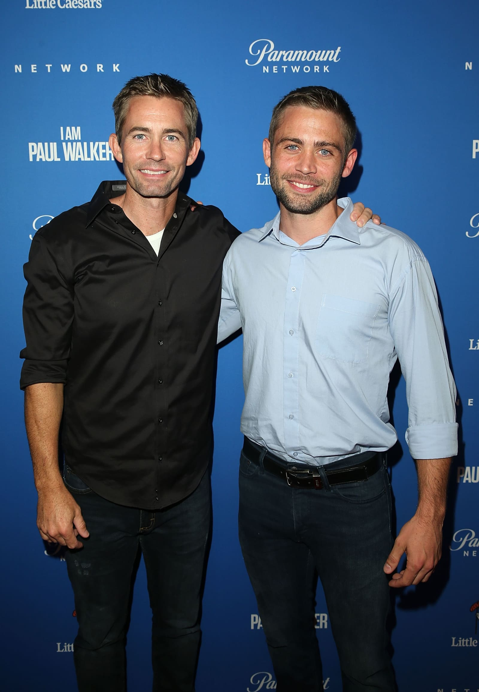 Paul walker und freundin