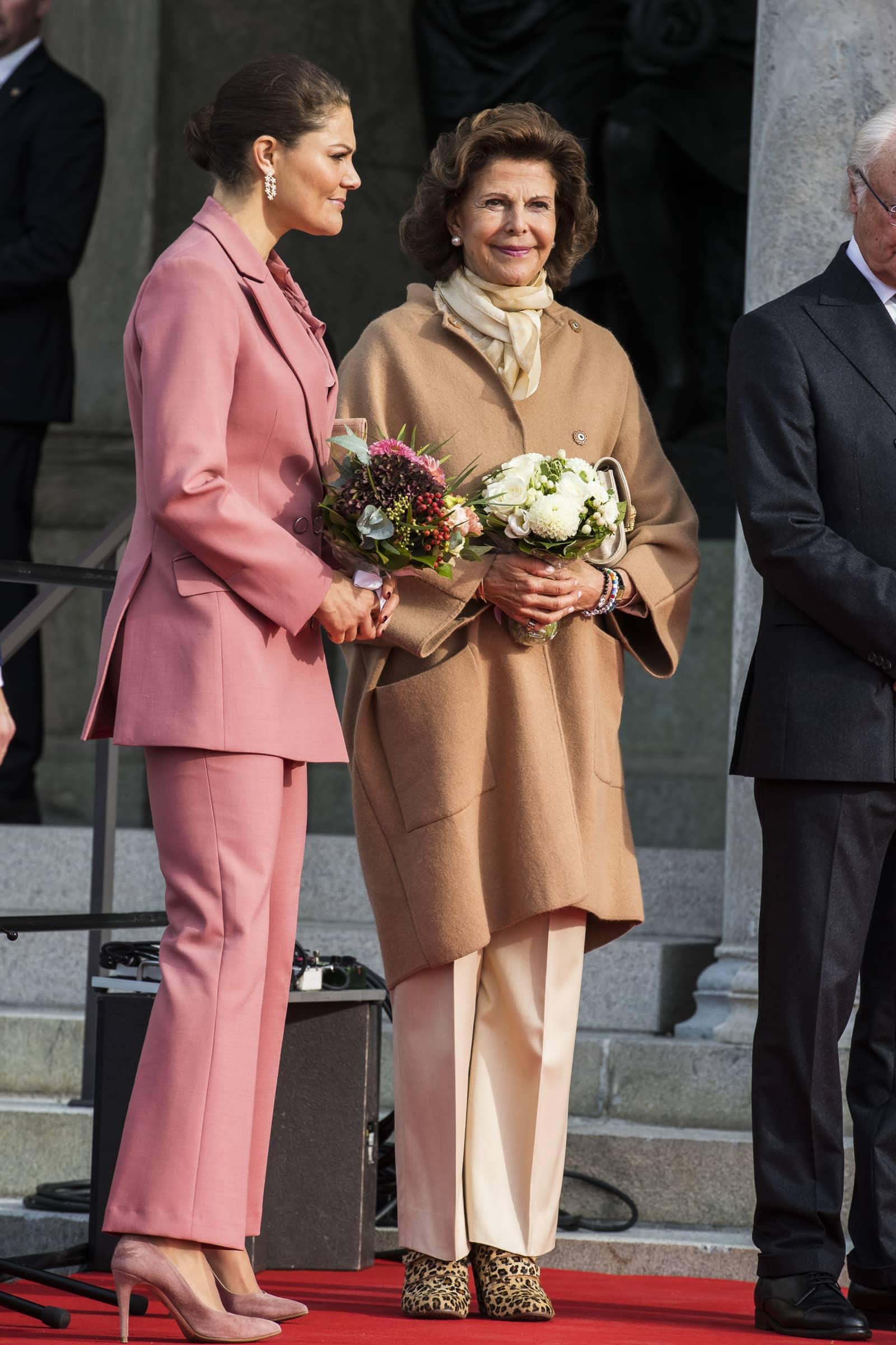 So bereitet Silvia Prinzessin Victoria auf die Aufgaben als Königin vor