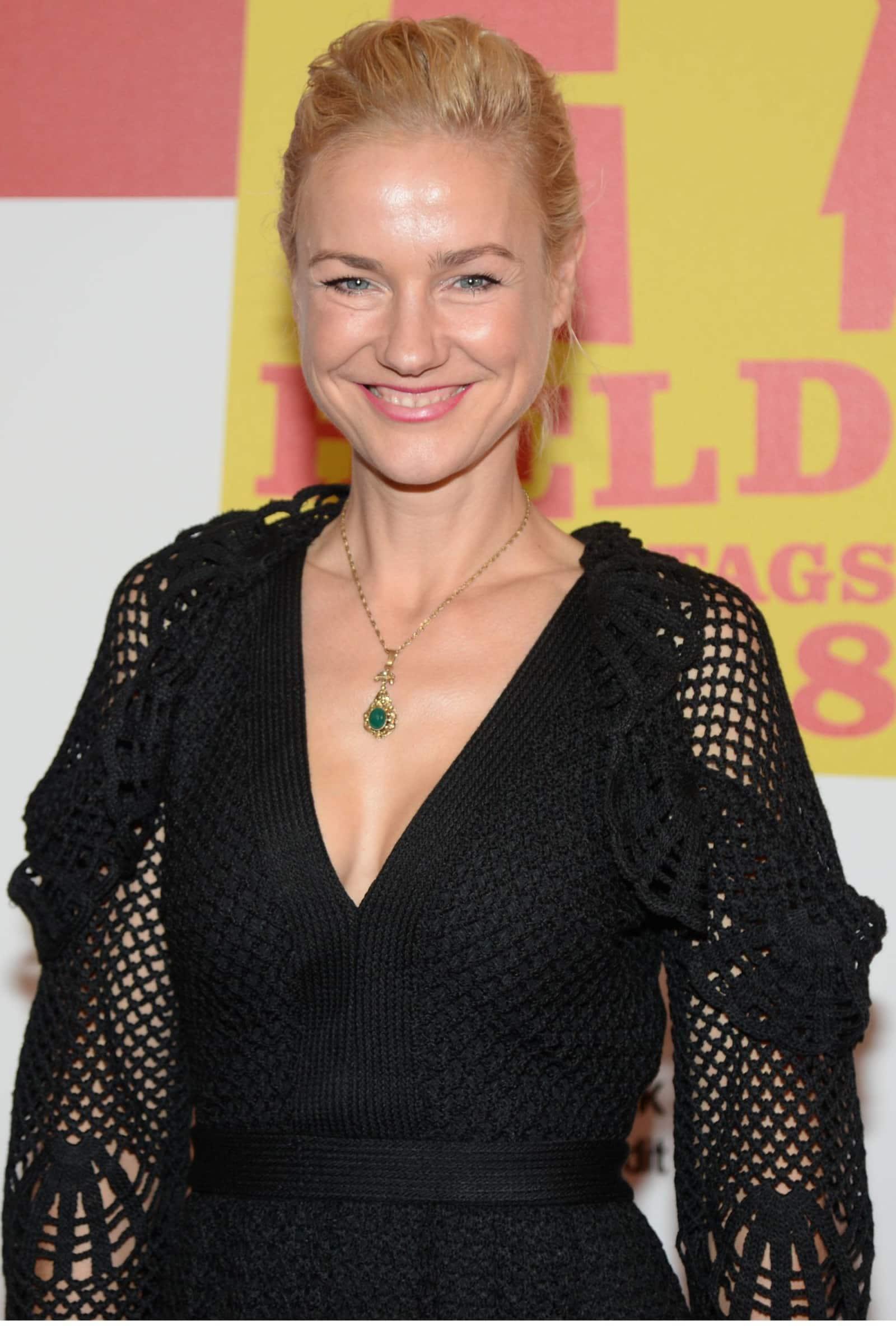 Rhea Harder-Vennewald: Das macht die Ex-GZSZ-Schauspielerin heute