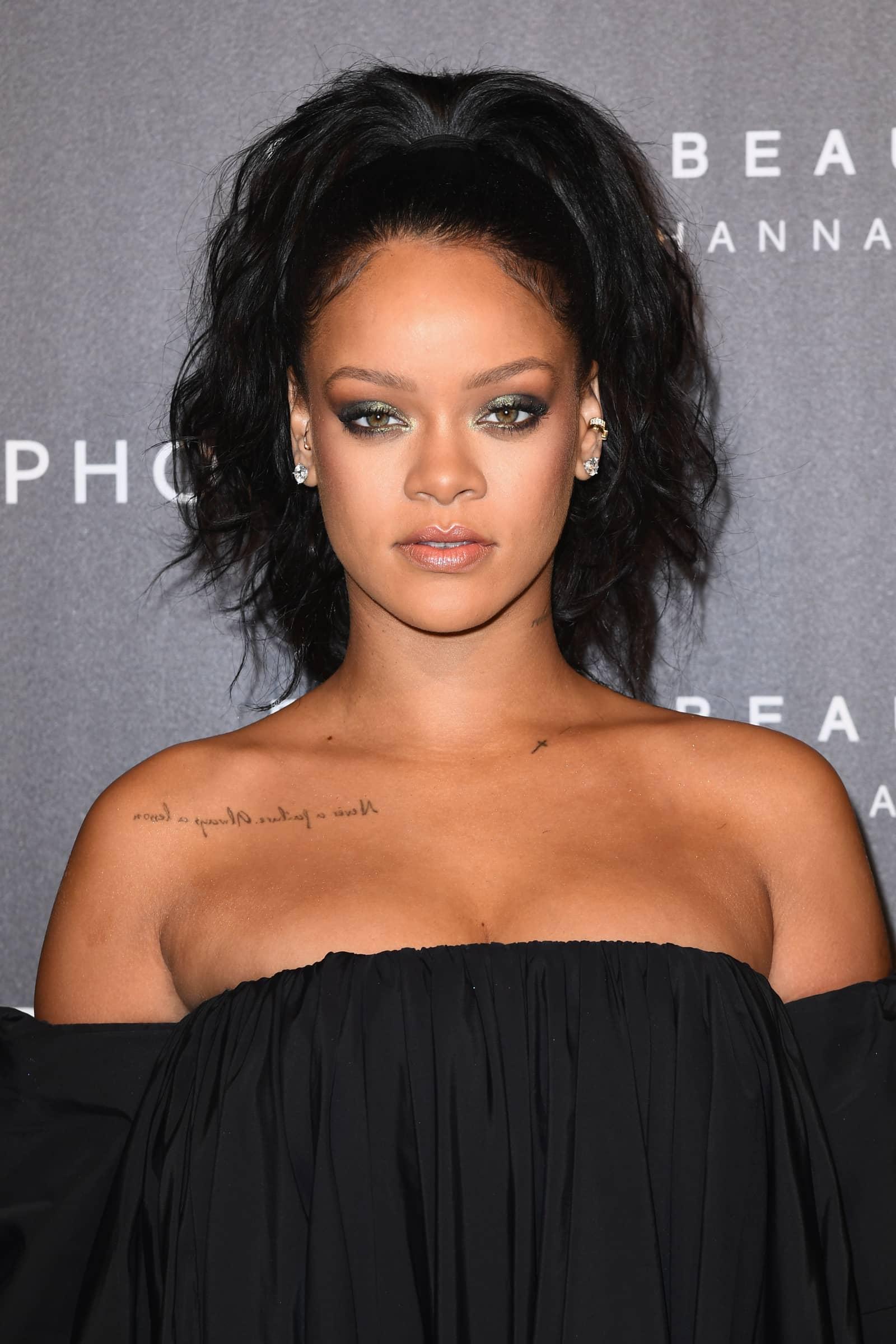 Rihannas Gewichtsschwankungen haben ihre Modelinie beeinflusst