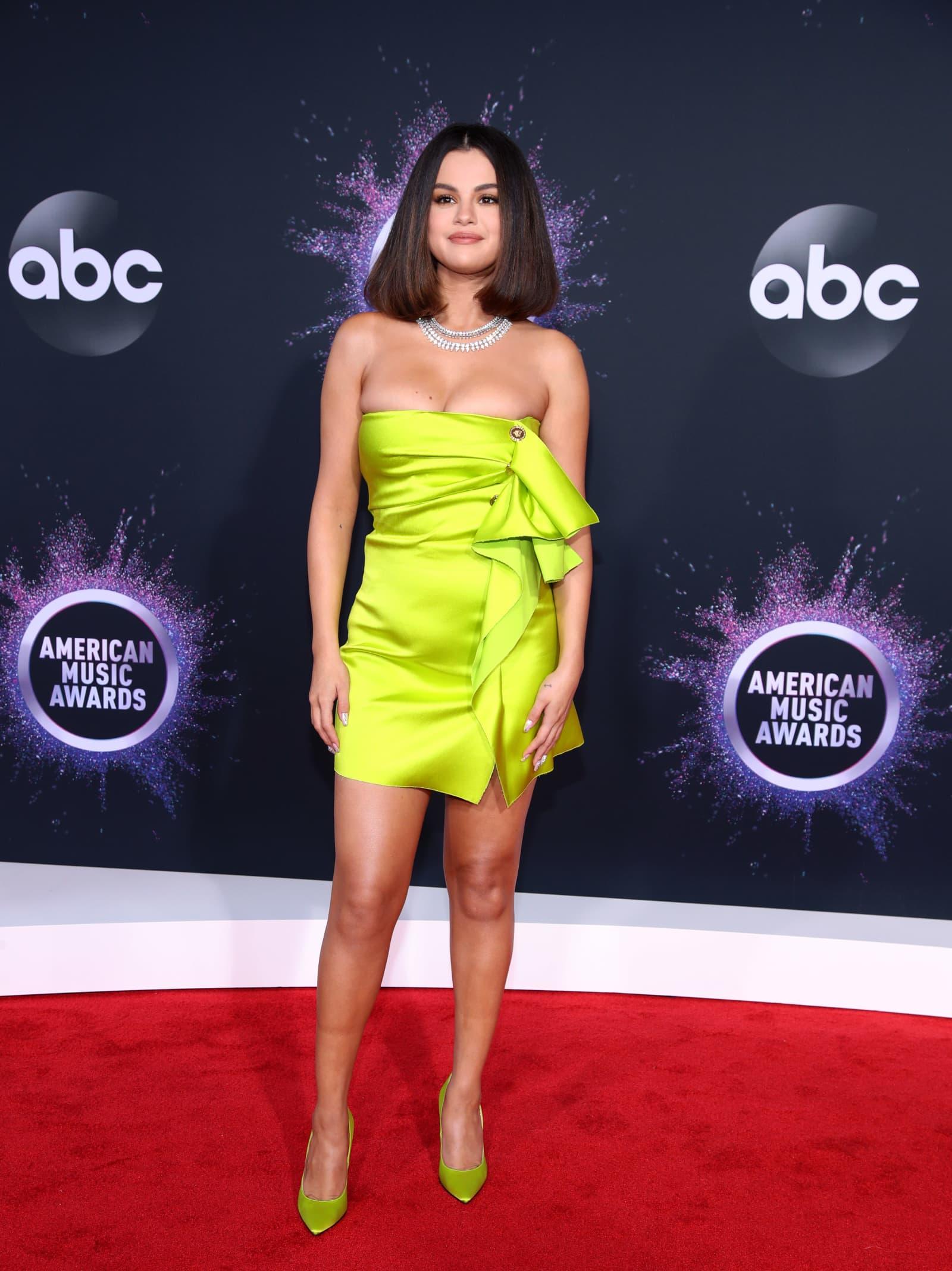 Nach Kritik an Selena Gomez' AMA-Auftritt: Sie soll eine Panikattacke erlitten haben