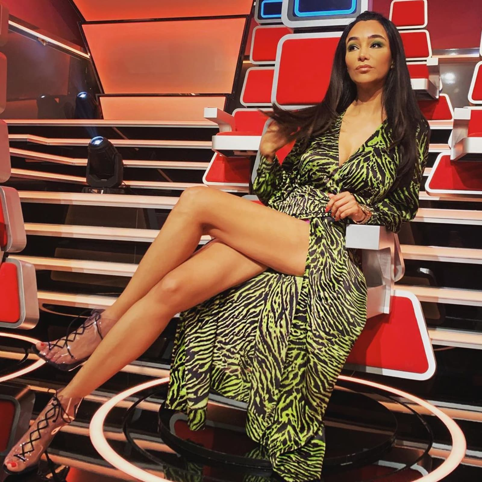 Verona Pooth: Bei diesen endlos langen Beinen werden ihre Fans schwach