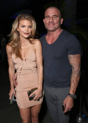 Dominic Purcell: SO kam es zum Liebescomeback mit Freundin ... Dominic Purcell And Annalynne Mccord
