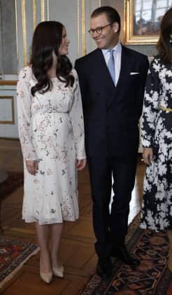 Prinzessin Sofia Babybauch