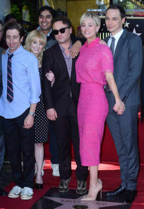 Darsteller Big Bang Theory Gestorben