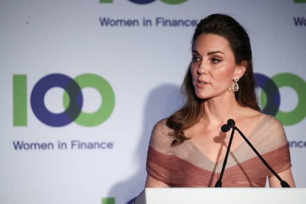 """Herzogin Kate sagt, sie war """"naiv"""" als Mutter"""