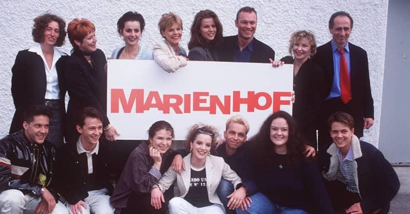 Marienhof Darsteller Alle