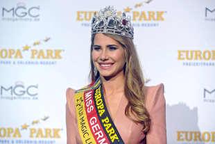 Miss Germany Anahita Rehbein