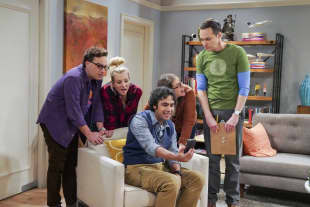 """The Big Bang Theory""-Darsteller"
