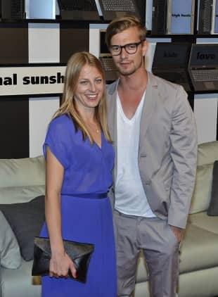 Joko Winterscheidt und Freundin Lisa