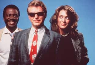 """""""Sledge Hammer""""-Cast"""