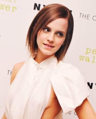Emma Watson mit dem Sideboob-Look