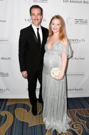 James Van Der Beek und Frau Kimberley