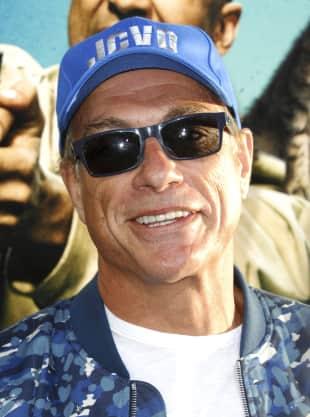 belgischer Stuntman und Muskelpaket Jean Claude Van Damme