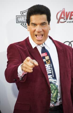 """Lou Ferrigno spielte in der Serie """"Der unglaubliche Hulk"""" den grünen Superhelden"""
