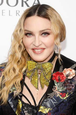Musik-Ikone Madonna im Jahr 2016