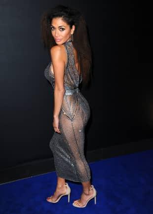 Nicole Scherzinger Sexy Transparent Durchsichtig Pussycat Dolls Sängerin