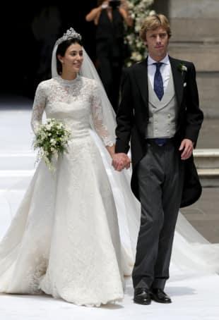 Alessandra de Osma und Christian von Hanover haben geheiratet
