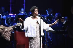 Aretha Franklin Update