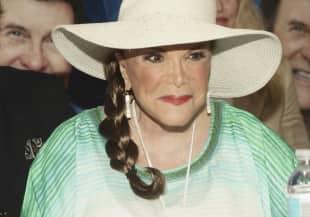 Sängerin Connie Francis im Silverball Pinball Museum