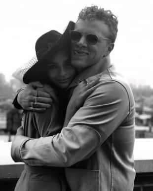 Emily Ratajkowksi und Sebastian Bear-McClard