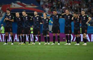 Die kroatische Fußballnationalmannschaft