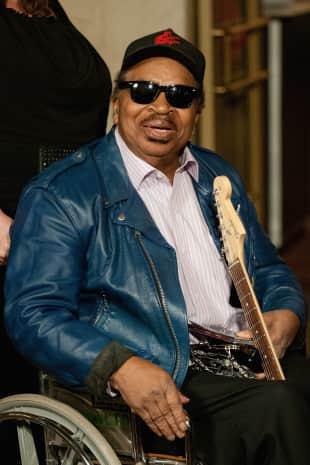 """Matt 'Guitar' Murphy von den """"Blues Brothers"""" ist gestorben"""