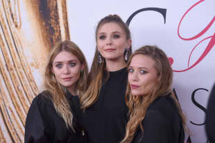 Olsen-Twins Schwester, Elizabeth Mary-Kate und Ashley Olsen