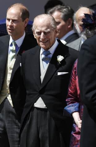 Prinz Philip Patenonkel