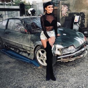 Sophia Thomalla sexy