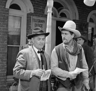 The Gunsmoke Actors