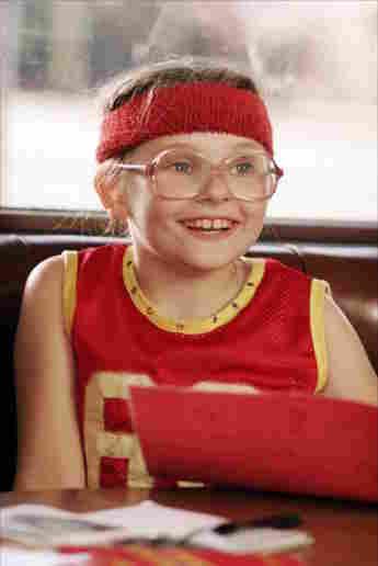 """Abigail Breslin im Jahr 2005 im Film """"Little Miss Sunshine"""""""