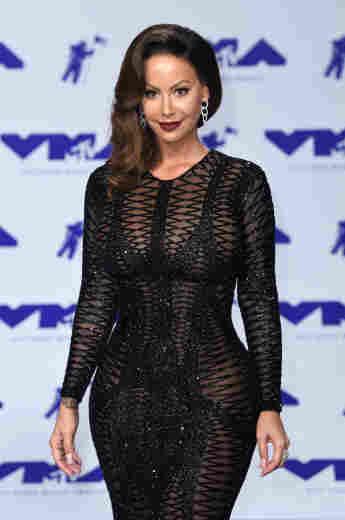Amber Rose neuer Look VMAS