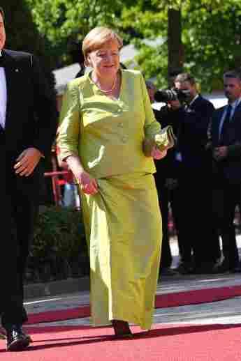 Angela Merkel 2019