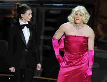 James Franco Anne Hathaway Oscars