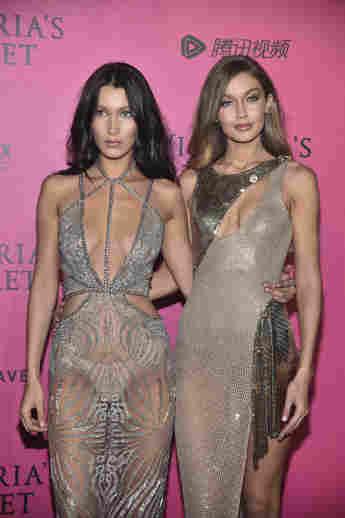 Bella und Gigi Hadid sind wirklich attraktiv