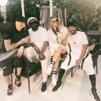 Die Black Eyed Peas