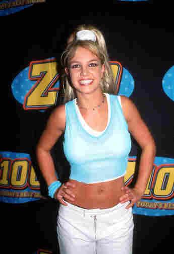 Britney Spears im Jahr 1999