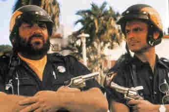 """Bud Spencer und Terence Hill in """"Zwei außer Rand und Band"""""""