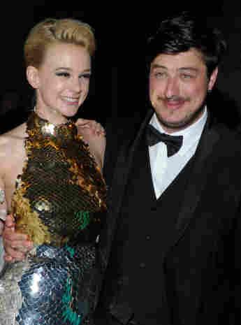 Carey Mulligan und Marcus Mumford bei der After-Party der Schiaparelli und Prada Show