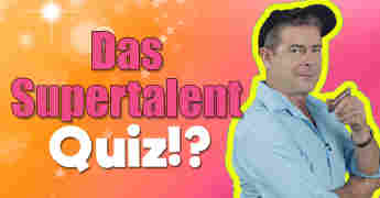 Das Supertalent Quiz