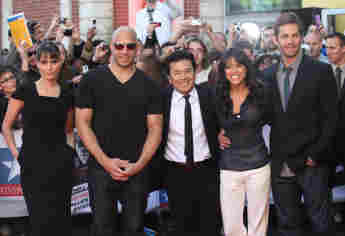 """Die """"The Fast and the Furious""""-Schauspieler"""