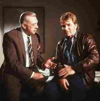 Derrick (Horst Tappert) und Harry (Fritz Wepper)