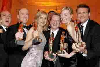 "Die ""Switch reloaded""-Stars beim Romy Award 2009"