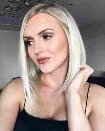 """""""Der Bachelor""""-Kandidatin Erika Dorodnova hat eine neue Frisur"""