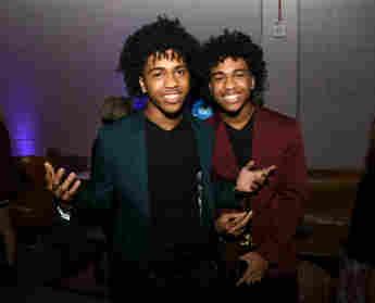 Euphoria Zwillinge; Tristan und Tyler Timmons