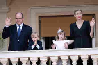 Fürstenfamilie Monaco